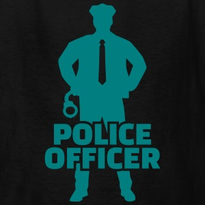 Police officer Kids' Shirts - Kids' T-Shirt