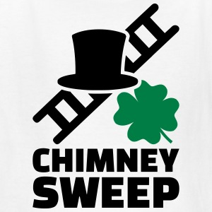 Chimney sweep Kids' Shirts - Kids' T-Shirt