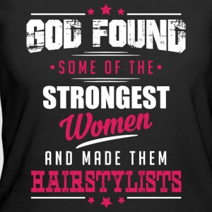 God Made Hairstylists T-Shirts - Women's 50/50 T-Shirt