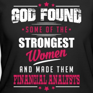 Financial Analysts Job T-Shirts - Women's 50/50 T-Shirt