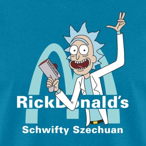 Szechuan Rick and Morty