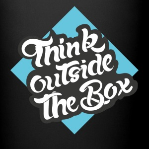 Think Outside the Box Mugs & Drinkware - Full Color Mug