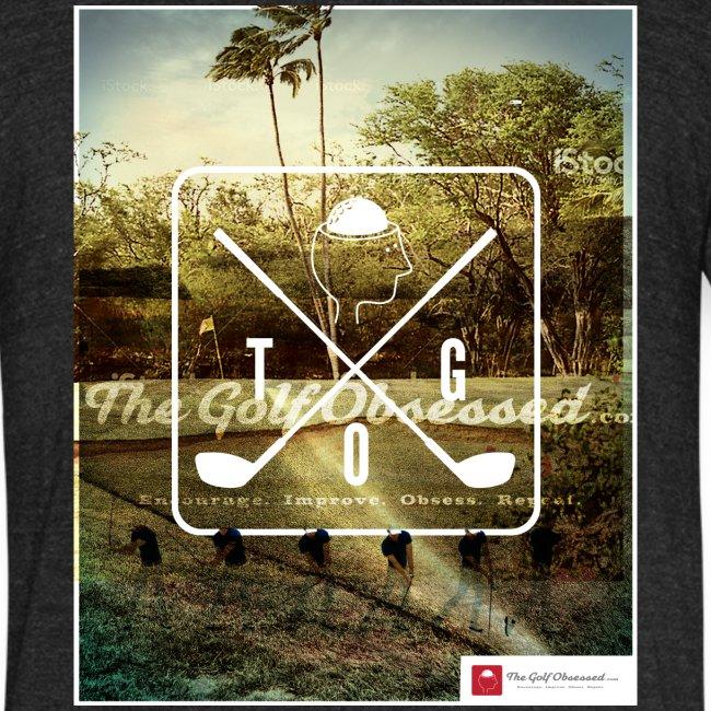 CourseCollage1 (black) t-shirt