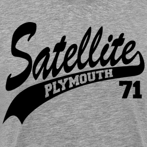 71 Satellite T-Shirts - Men's Premium T-Shirt