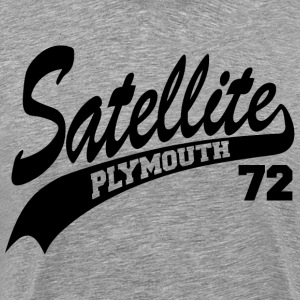 72 Satellite T-Shirts - Men's Premium T-Shirt
