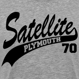 70 Satellite T-Shirts - Men's Premium T-Shirt
