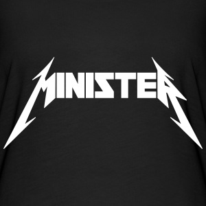 Minister (Rock Band Style) T-Shirts - Women's Flowy T-Shirt