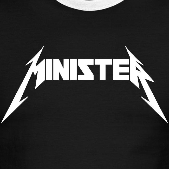 Minister (Rock Band Style) - Ringer