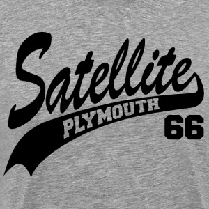 66 Satellite T-Shirts - Men's Premium T-Shirt
