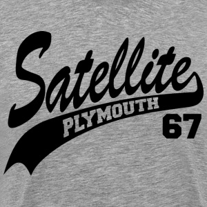 67 Satellite T-Shirts - Men's Premium T-Shirt