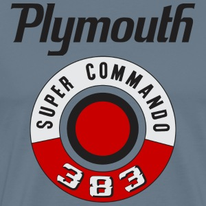 Super Commando 383 T-Shirts - Men's Premium T-Shirt