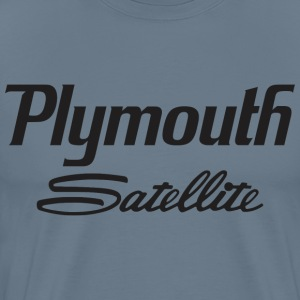 Plymouth Satellite T-Shirts - Men's Premium T-Shirt
