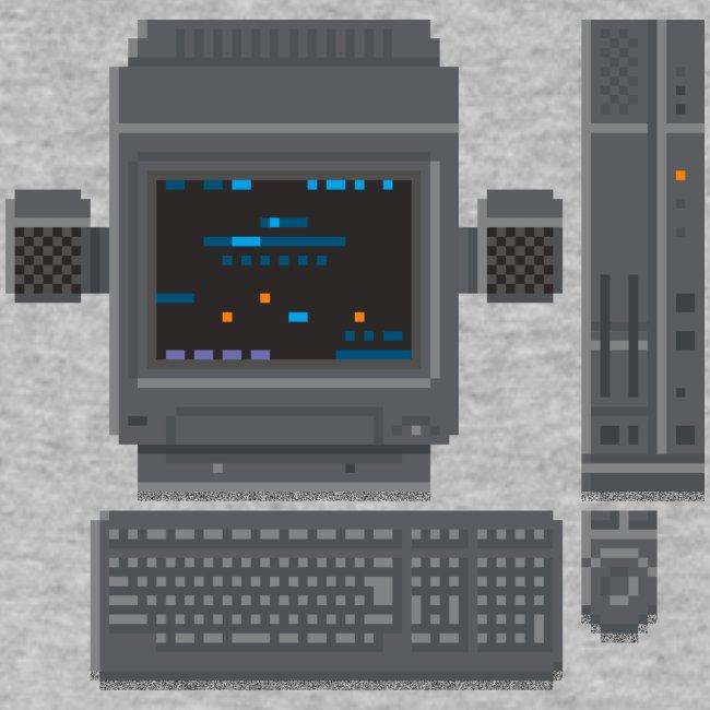 Japanese Computer X68000b