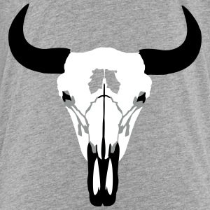 Buffalo Head, Bison Baby & Toddler Shirts - Toddler Premium T-Shirt