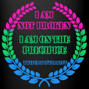 I Am Not Broken  - Mug - Full Color Mug