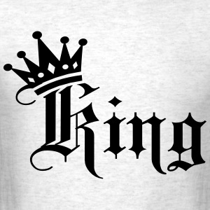 King T-Shirts - Men's T-Shirt