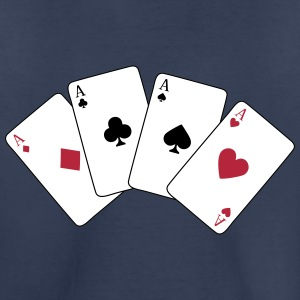 Card Game, Poker, Ace Baby & Toddler Shirts - Toddler Premium T-Shirt