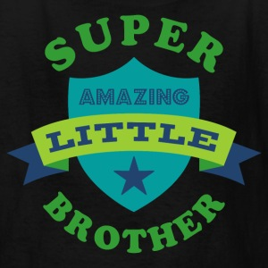 Super Amazing Little Brother Kids' Shirts - Kids' T-Shirt
