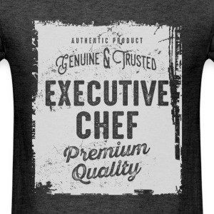 Executive Chef - Men's T-Shirt