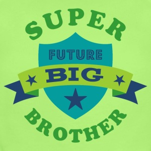 Super Future Big Brother Baby Bodysuits - Short Sleeve Baby Bodysuit
