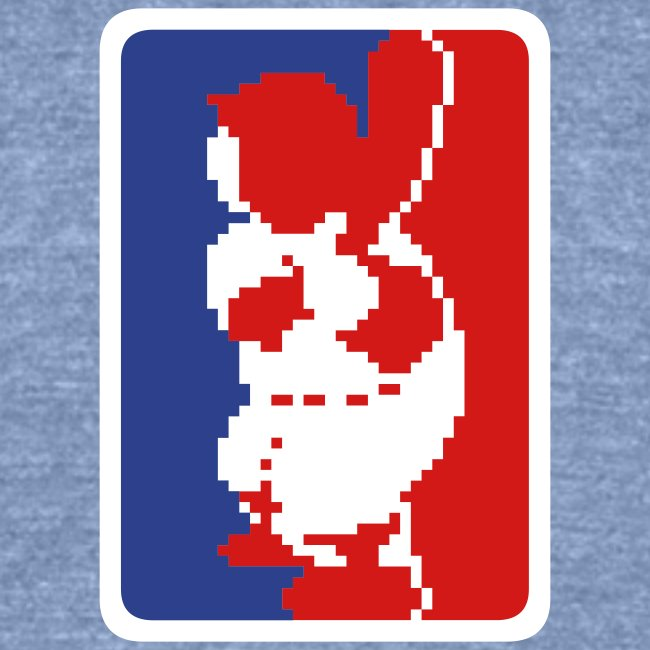 RBI Baseball MLB Logo Triblend Tee