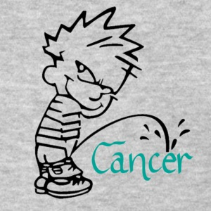 Pee on Cancer - 1.png T-Shirts - Women's T-Shirt