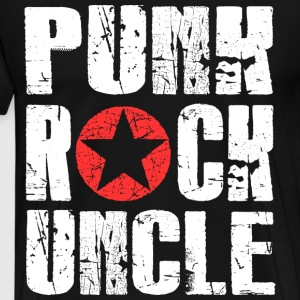 Punk Rock Uncle T-Shirts - Men's Premium T-Shirt