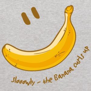 Slowly the Banana curls up Sweatshirts - Kids' Hoodie