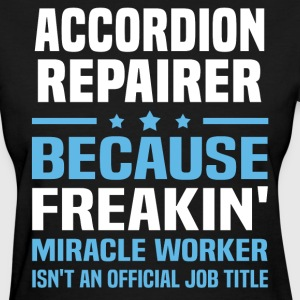 Accordion Repairer - Women's T-Shirt