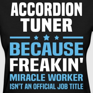 Accordion Tuner - Women's T-Shirt