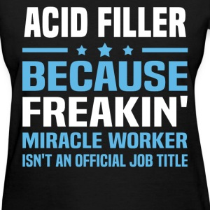 Acid Filler - Women's T-Shirt