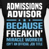 Admissions Advisor - Women's T-Shirt