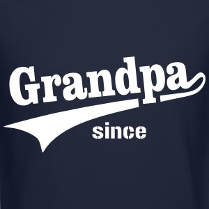 Grandpa Since... - Crewneck Sweatshirt