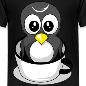 CUTE PENGUIN KIDS AND BABY - Kids' Premium T-Shirt