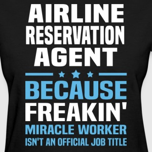 Airline Reservation Agent - Women's T-Shirt