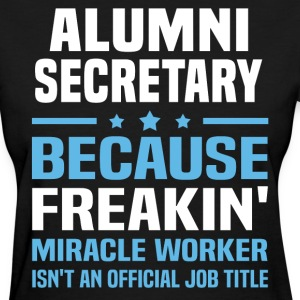 Alumni Secretary - Women's T-Shirt