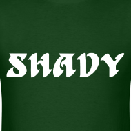 Design ~ Shady Birds Shirt
