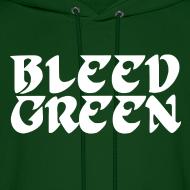Design ~ Birds Bleed Green SweatShirt