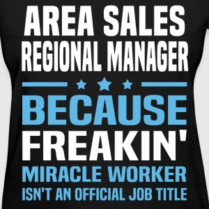 Area Sales Regional Manager - Women's T-Shirt