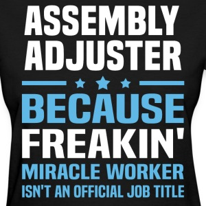 Assembly Adjuster - Women's T-Shirt