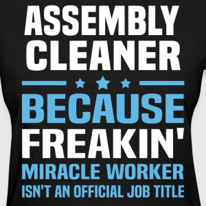 Assembly Cleaner - Women's T-Shirt