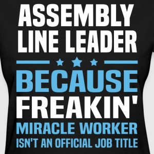 Assembly Line Leader - Women's T-Shirt