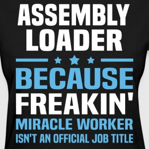 Assembly Loader - Women's T-Shirt