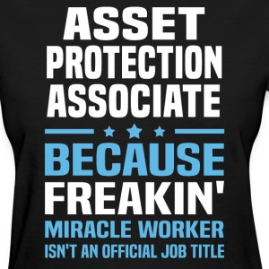 Asset Protection Associate - Women's T-Shirt