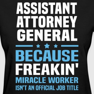 Assistant Attorney General - Women's T-Shirt