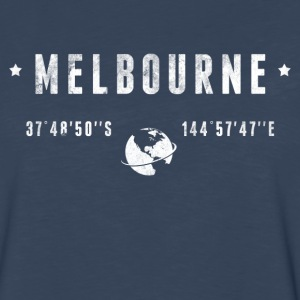 Melbourne Long Sleeve Shirts - Men's Premium Long Sleeve T-Shirt
