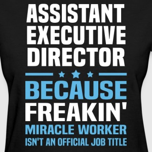 Assistant Executive Director - Women's T-Shirt