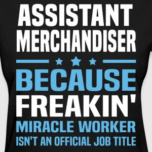 Assistant Merchandiser - Women's T-Shirt