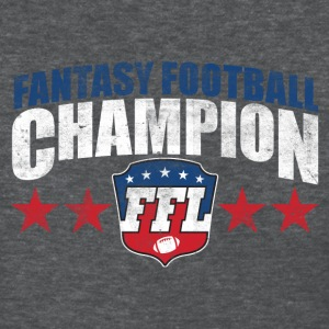 FANTASY FOOTBALL CHAMPION Women's T-Shirts - Women's T-Shirt