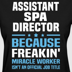 Assistant Spa Director - Women's T-Shirt